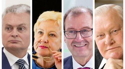 Testas MAX prenumeratoriams: ar žinote, ką šie 12 Lietuvos politikų kadaise dirbo visą dieną?