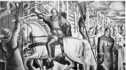 LDK istorija: Lietuviškos ieties istorija – Algirdo žygis į Maskvą