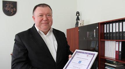 Druskininkuose vicemeru taryba perrinko L.Urmanavičių