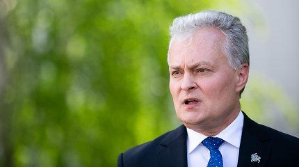 G.Nausėda pasveikino Kroatiją švenčiant 30-ąsias Valstybės dienos metines