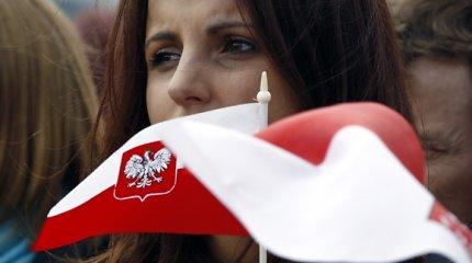 Lenkijos lietuvių bendruomenė: dvišaliai santykiai tarp Lenkijos ir Lietuvos šiltėja