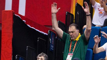 Paaiškėjo, kiek Lietuvai galėtų kainuoti olimpinės atrankos turnyras