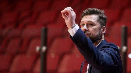 """Iš Vilniaus """"Ryto"""" praėjusį sezoną atleistas D.Kairys rado naują darbovietę"""