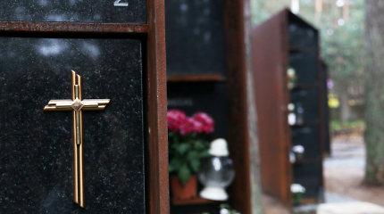 Kaune už kolumbariumą prestižinėse kapinėse reikės mokėti daugiau