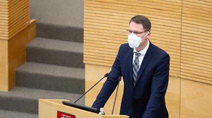 Teisingumo ministras: Seimo rinkimuose ketinama ilginti išankstinio balsavimo laiką