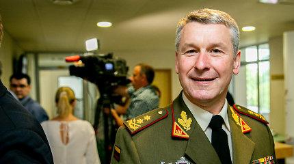 Seimas palaimino G.Nausėdos pasirinktą naujo kariuomenės vado kandidatūrą