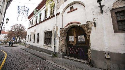 Riešutų magnatas įsigijo įspūdingą pastatą Vilniaus senamiestyje – įrengs gliaudyklių muziejų