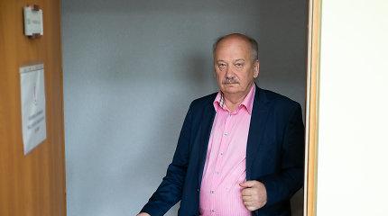 Justas Džiugelis kreipėsi į Generalinę prokuratūrą dėl parlamentaro Michalo Mackevičiaus