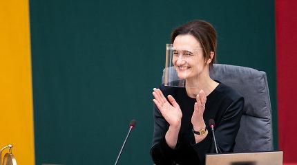 Politologė įvertino žaidimus naujajame Seime: valdantieji pajuto keršto saldumą, o opozicija pabirusi