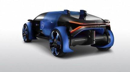 """""""Goodyear"""" specialiai """"Citroën"""" sukūrė koncepcinę padangą"""