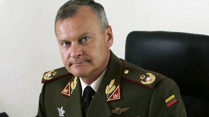 Lietuvos karo akademijai vadovaus Algis Vaičeliūnas