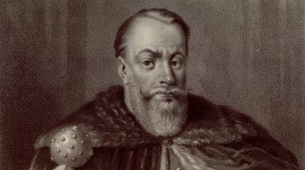 Vilniuje bus pristatytas paminklas J.K.Chodkevičiui ir jam skirti renginiai