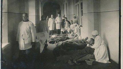 """""""Triperis"""", trachoma ir tymai: kokiomis ligomis 1936 m. dažniausiai sirgo lietuviai?"""