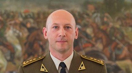 Lietuvos karinės žvalgybos vadu paskirtas plk. E.Paulavičius