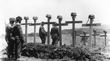 Desantininkai Antrajame pasauliniame kare – pamokos, kainavusios tūkstančius gyvybių