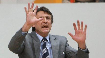 Valdemaro Chomičiaus klubas Ukrainos pusfinalio serijoje sukūrė stebuklą