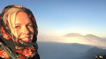 Studentės pusmetis Indonezijoje: didelių kontrastų šalis, kur svarbiausia kalba – šypsena