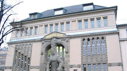 Šiandien Berlyno zoologijos sodui sukanka 175-eri metai