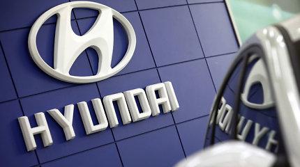 """""""Hyundai"""" dėl koronaviruso protrūkio Kinijoje stabdo gamybą Pietų Korėjoje"""