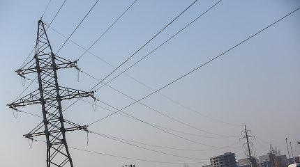 Gruodį mažiausia elektros energijos kaina Baltijos šalyse buvo Lietuvoje