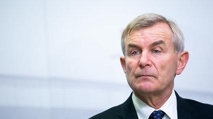 Per V.Pranckiečio kalbą Strasbūre salę paliko Rusijos Dūmos vadovas su kolegomis