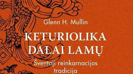 Nacionalinėje bibliotekoje – tibetologo knygos apie Dalai Lamas pristatymas