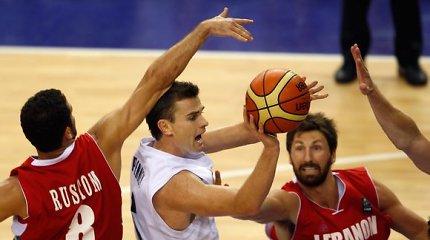 """Kirkas Penney pakviestas į NBA klubo """"San Antonio Spurs"""" peržiūrą"""