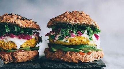 """Vegetariškus mėsainius siūlančios """"Beyond Meat"""" pajamos trečiąjį ketvirtį išaugo 250 proc."""