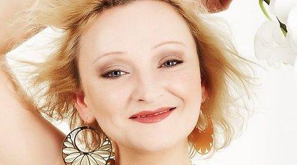Aktorė Inga Norkutė 2008–2010 metais
