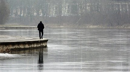 Sinoptikė: nuo vasario vidurio gali tiek prisnigti, kad maža nepasirodys