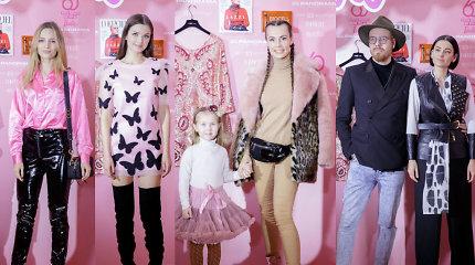 """Rožinis mados vakarėlis: žinomi svečiai ir """"Barbie"""" įkvėpta lietuvių dizainerių kolekcija"""