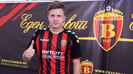 """Maksimas Maksimovas išvyko į Makedoniją, tačiau """"Trakai"""" teigia jo nepardavę"""
