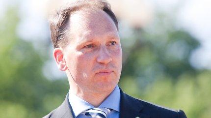 Lietuvos diplomatas V.Verba paskirtas ESBO projektų koordinatoriumi Ukrainoje