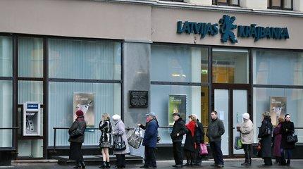 """Latvijos prokuratūra perdavė teismui """"Krajbanka"""" vadovų baudžiamąją bylą"""