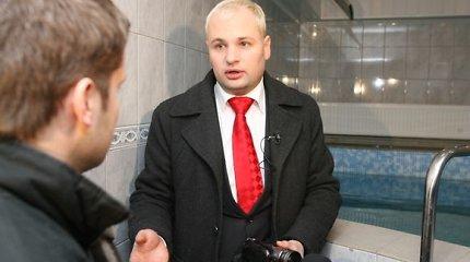 Aleksandro Sacharuko teisme liudijęs Jonas Stanevičius: kiti tiesiog vykdė L.Karaliaus užgaidas