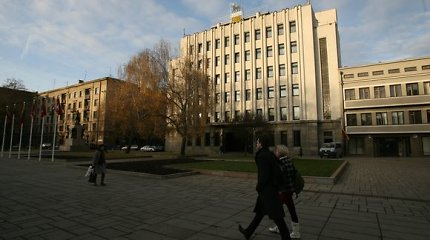 Kauno konservatoriai prašo ilginti pasisakymams posėdyje skiriamą laiką
