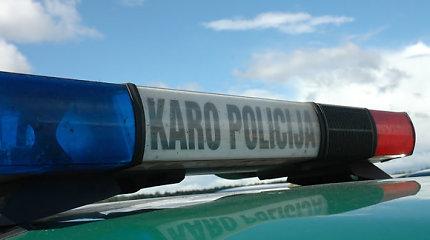Karo policija pradėjo tyrimą dėl mėginimo realizuoti neteisėtai įgytą karinę ekipuotę