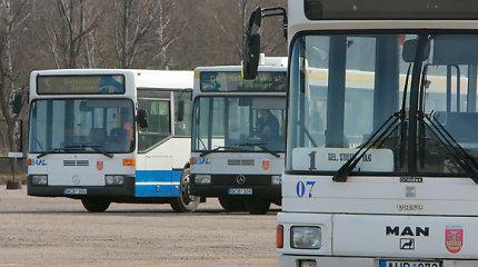 Klaipėdoje autobusas pervažiavo keleivei koją