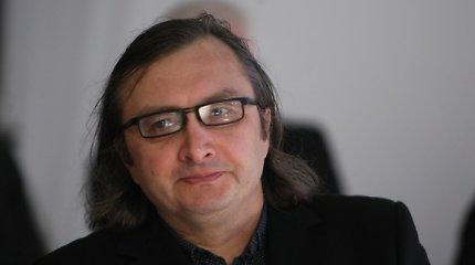 """Režisierius Arūnas Matelis: """"Teko toks likimas"""""""