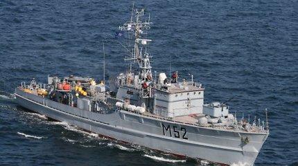 """Karinį laivą """"Sūduvis"""" išsaugoti nori, bet kur dėti – nežino"""
