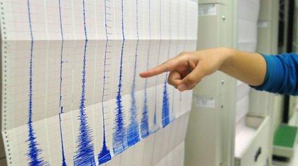 Prie rytinės Indonezijos pakrantės įvyko 6,8 balo drebėjimas, cunamio pavojus atšauktas