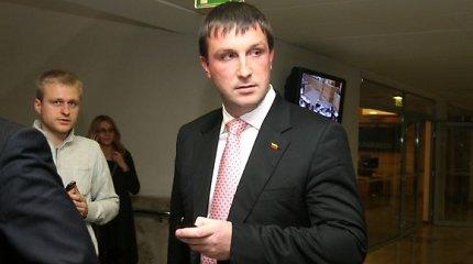 Buvęs Seimo narys A.Sacharukas Lietuvą apskundė Strasbūro teismui