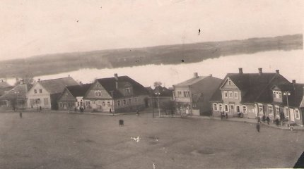 Vasara Zarasų kurorte 1933 m.: kaip šis miestas traukė turistus prieš 80 metų