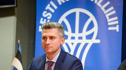 Giedrius Gustas pristato atsinaujinusią Lietuvos moterų krepšinio lygą