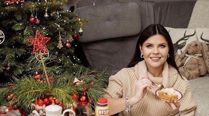 Prabangus kalėdinis I.Žuolytės tinginys – tokį ne gėda dėti ir ant šventinio stalo