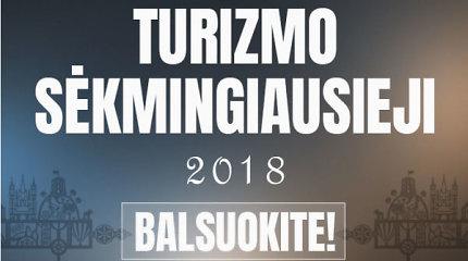 """Jau galima atiduoti balsą Lietuvos """"Turizmo Oskaruose"""" 2018"""