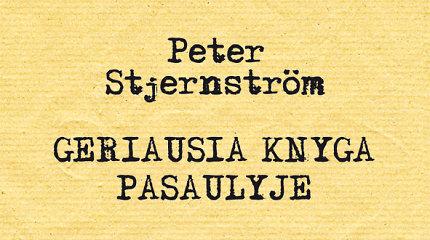"""""""Geriausia knyga pasaulyje"""" – išversta net į 8-ias pasaulio kalbas"""