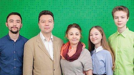 Į Lietuvą nublokšta Gulmira: apie karo laikų lietuvio berniuko paieškas ir pabėgimą nuo Černobylio