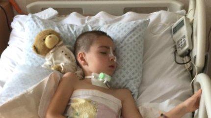 Avarijoje sunkią galvos traumą patyrusi Kotryna Remelytė