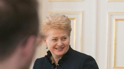 Latviai rinks naują vadovą. Nori tokio, kaip Dalia Grybauskaitė